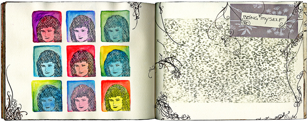 Anna Cull book beingmyself