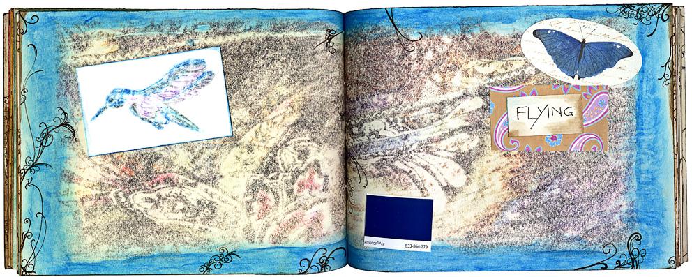 Anna Cull book flying