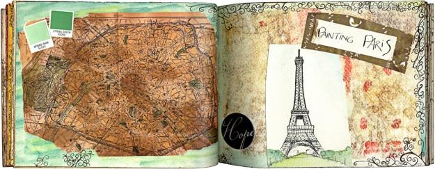 Anna Cull book Paris