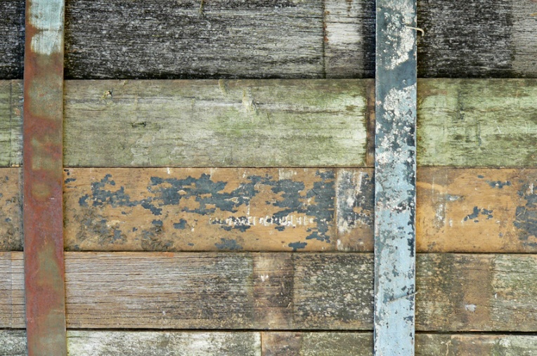 Random texture #1, original photo, 2011.