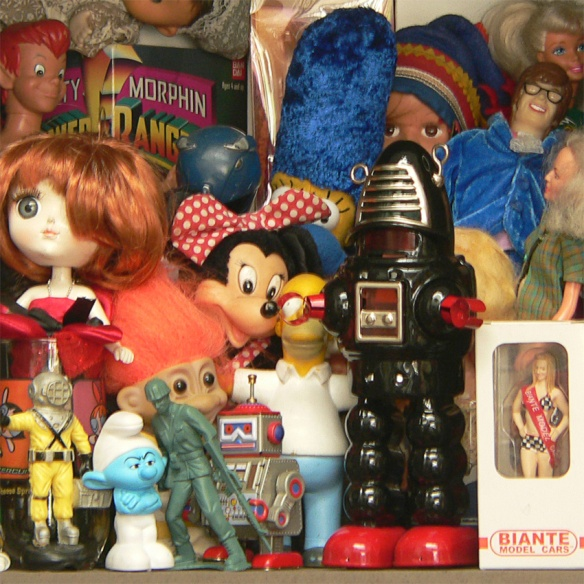 Anna Cull toy museum