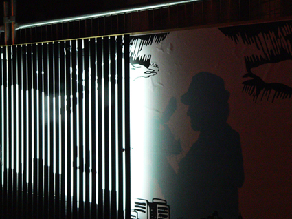 art architecture light installation New Zealand