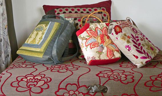Sandra Fleck bags