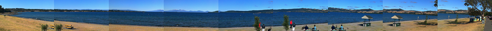 Lake Taupo, 2013