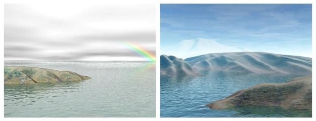 Landscapes, 2002