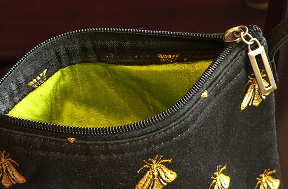 Anna Cull Bee bag