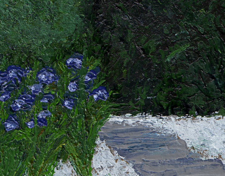 The iris patch – in detail