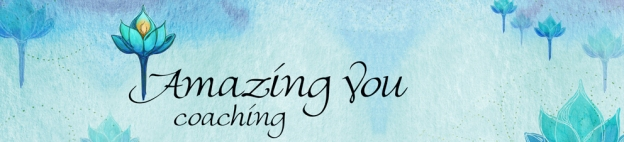 Amazing You logo and web banner © 2013 Sally Lawson