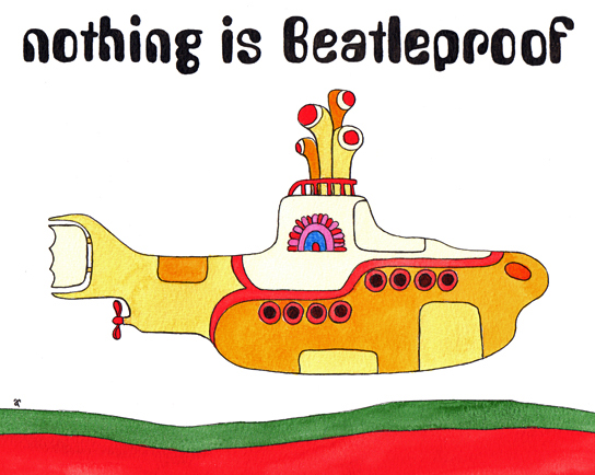 Anna Cull Nothing is Beatleproof