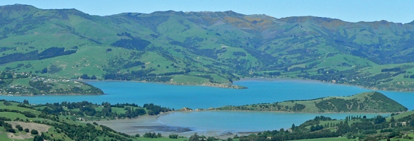 Wordless Wednesday #9, Banks Peninsula, 2009