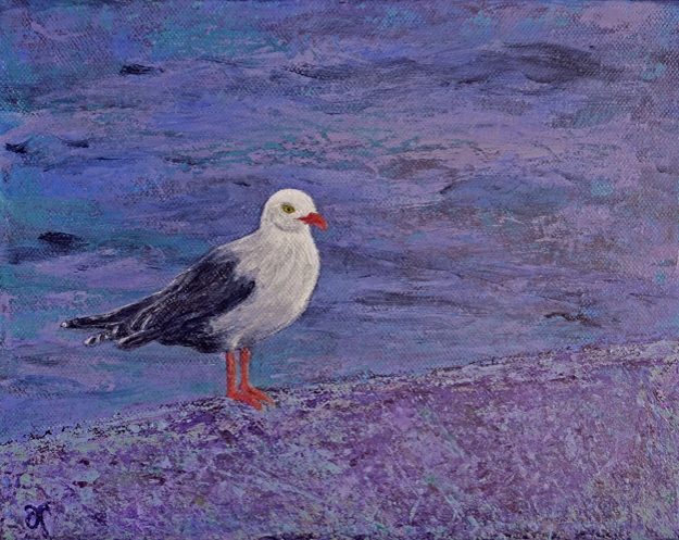 Anna Cull Seagull 2014