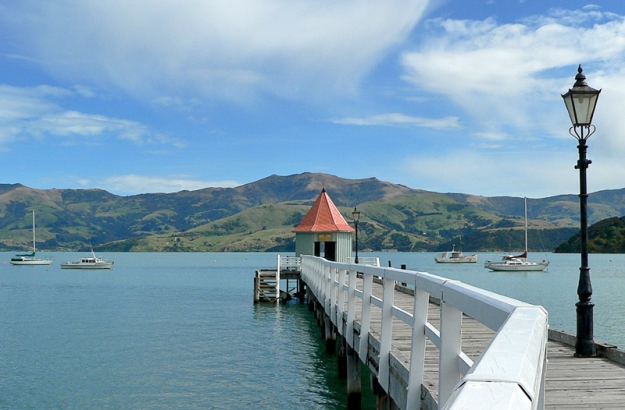 Wordless Wednesday #33, Akaroa, 2012
