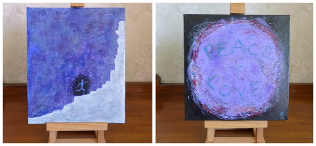 'Runner' and 'Peace and Love' 2013