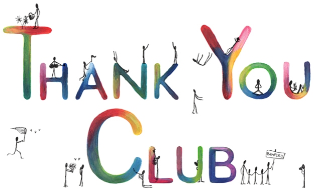 Thank You Club 2014