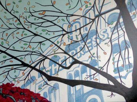 The Last Autumn, commission, 2015