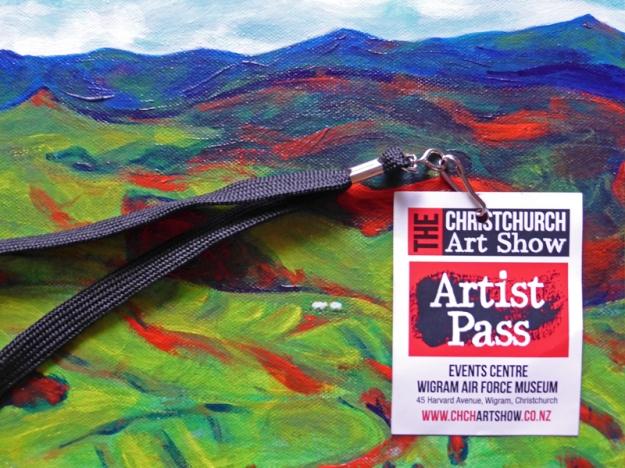 Anna Cull Artist Pass 2015