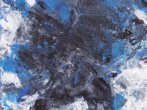 Blue Planet – detail