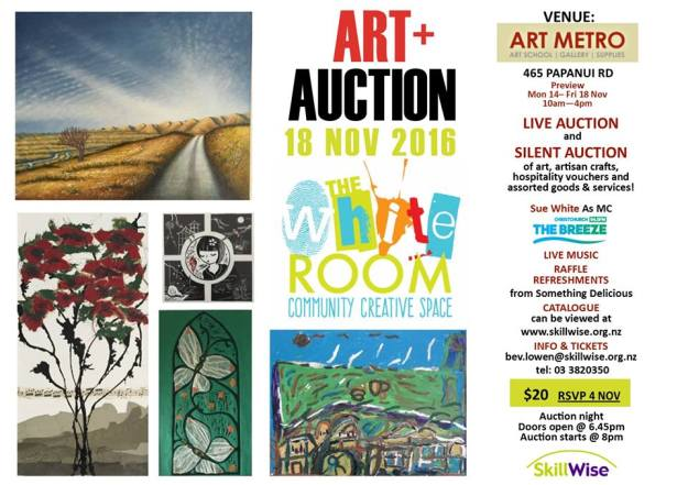 Skillwise Art Auction 2016
